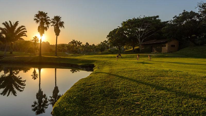 San Lameer Golf Course Zuid-Afrika