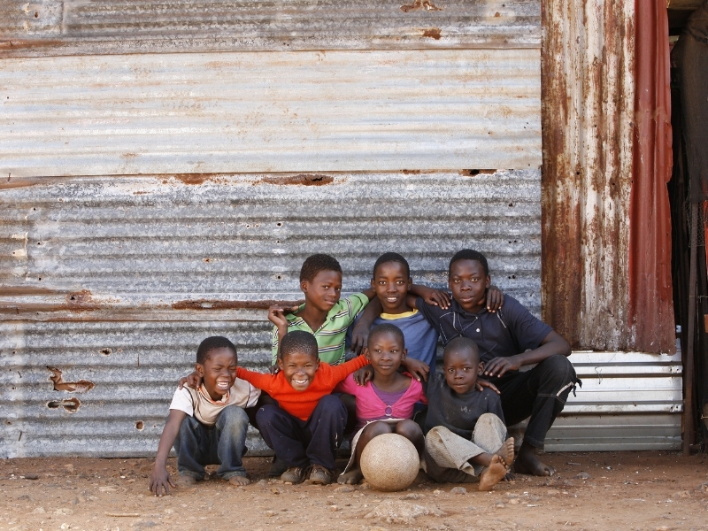Johannesburg - Zuid-Afrika Steden en Dorpen