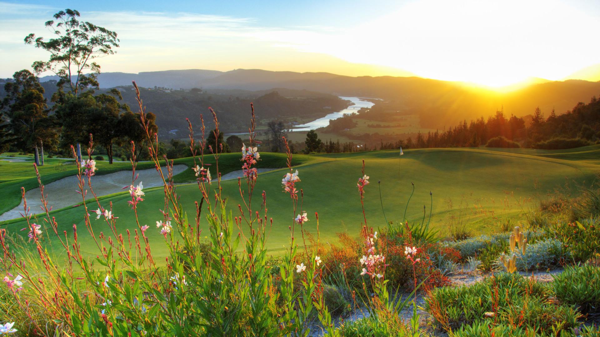 Simola Golf Course Knysna Zuid-Afrika