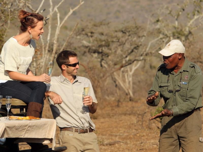Thanda Game Reserve - Luxe Safari Zuid-Afrika