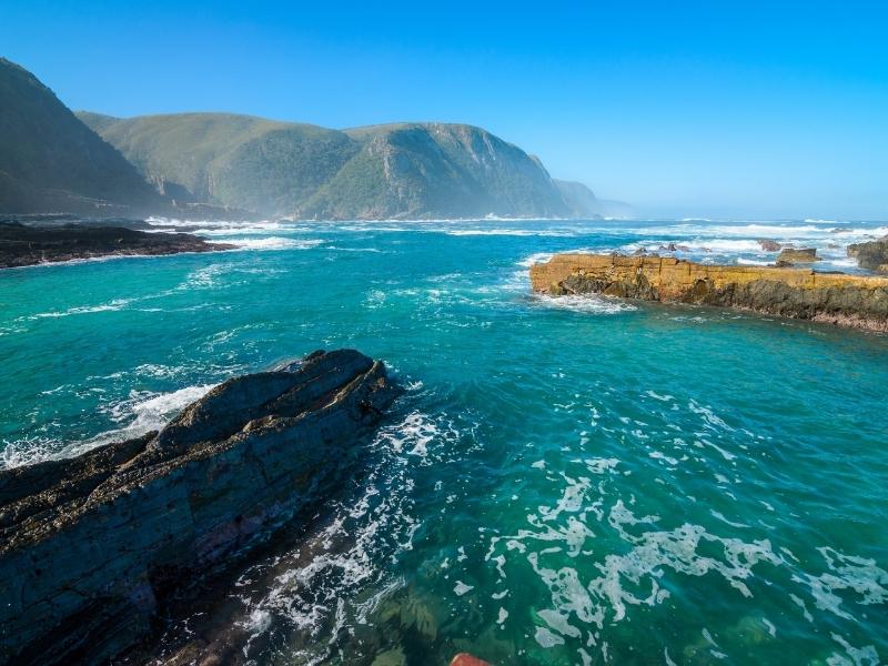 Tsitsikamma National Park - Luxe Safari Zuid-Afrika - Blue Water