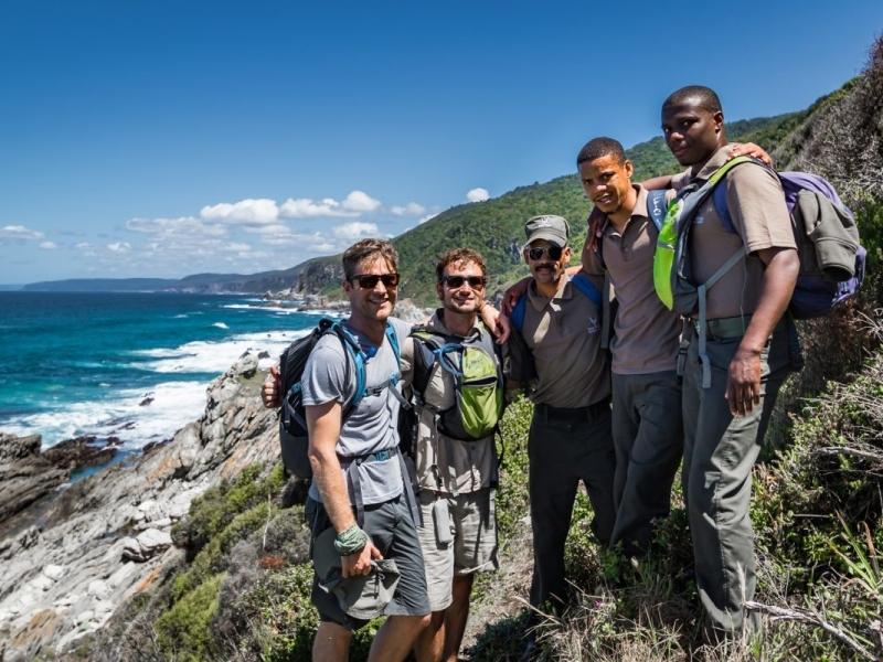 Tsitsikamma National Park - Luxe Safari Zuid-Afrika - Hiking Tour