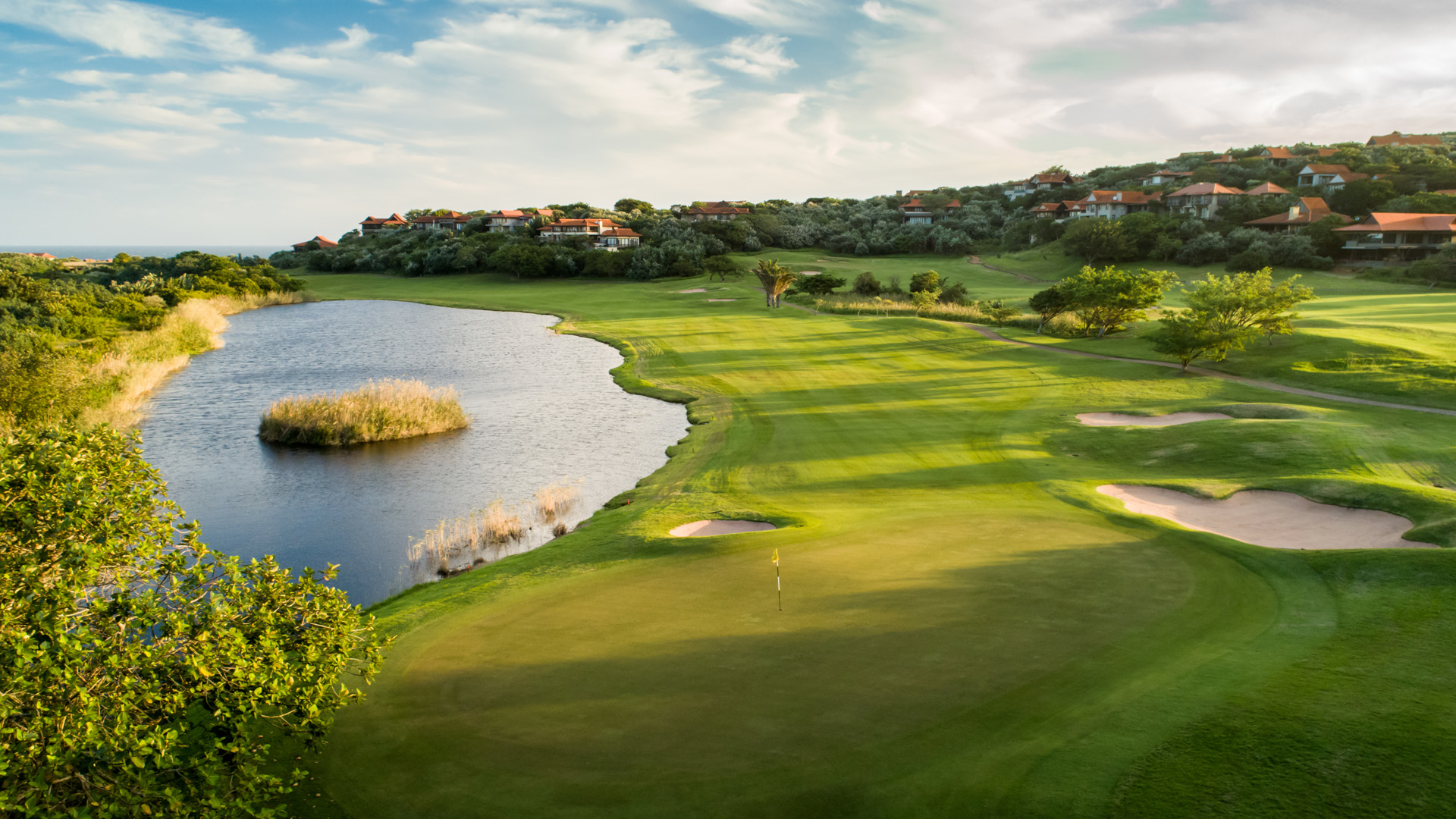 Zimbali Golf Club Course Zuid-Afrika