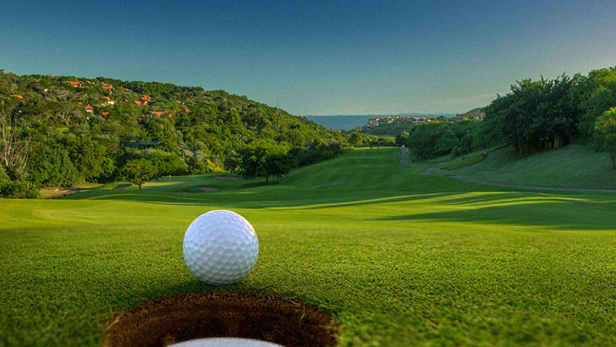 Zimbali Golf Course Zuid-Afrika