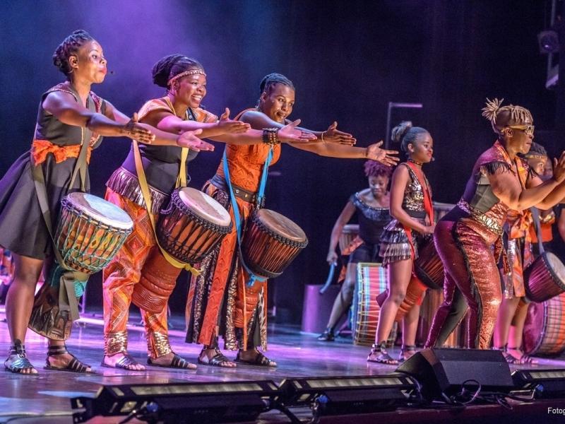 muziek in zuid afrika