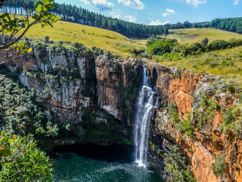 mpumalanga berkin falls