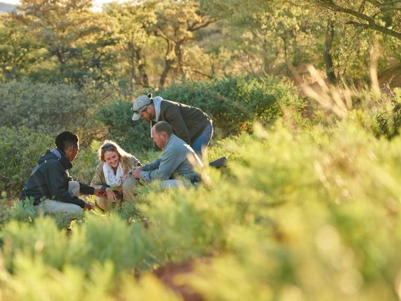 tswalu zuid afrika