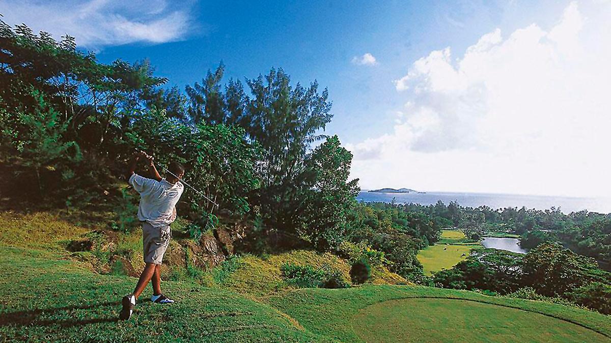 seychellen golfen