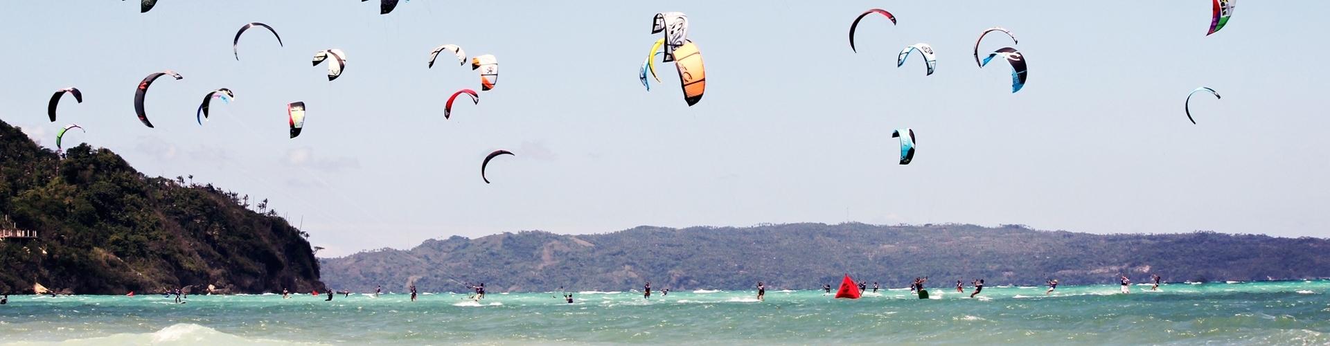surfen en kite surfen in zuid afrika kite header