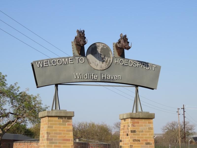 hoedspruit-zuid-afrika-signpost
