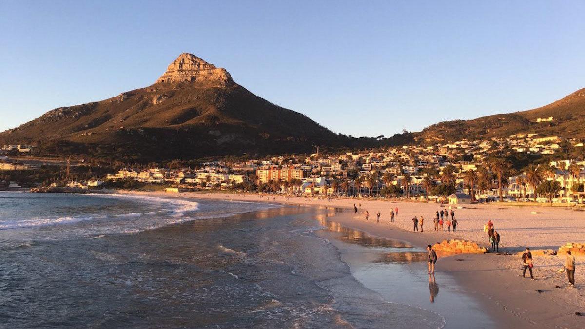 Kaapstad-Camps-Bay-Zonsondergang