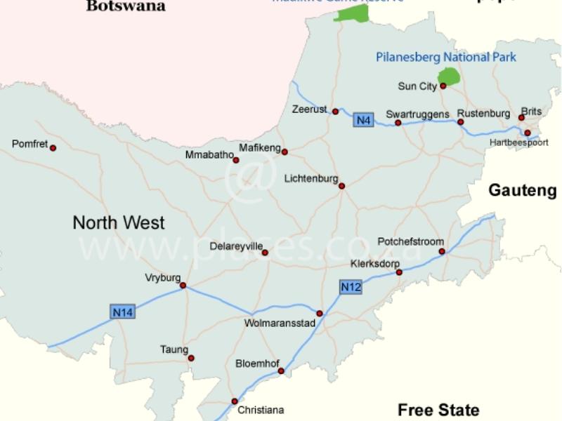 kaart-north-west