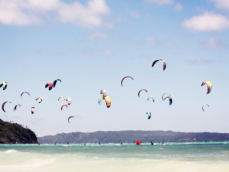 kite surfen zuid afrika