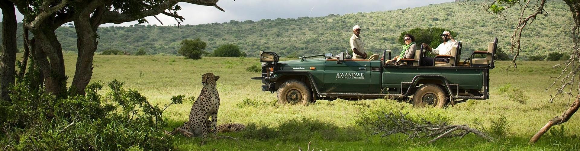 private game reserves safari