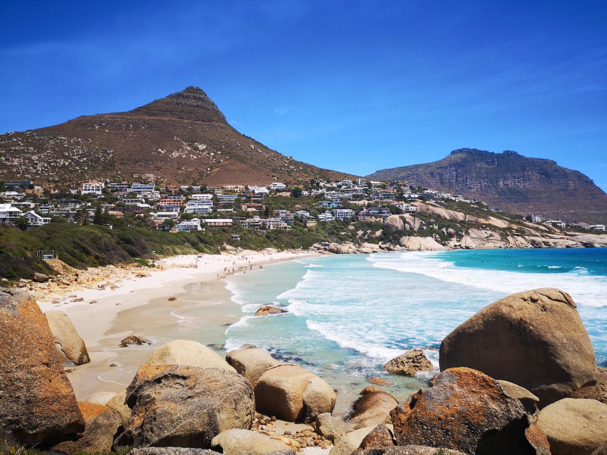 LLandudno Beach strand bij Kaapstad 2