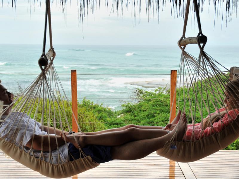 mozambique beach life