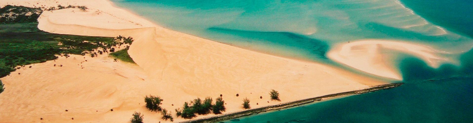 mozambique zandduinen