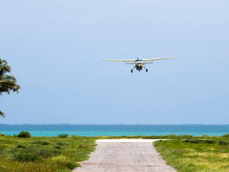 mozambique-vamizi-island-airstrip