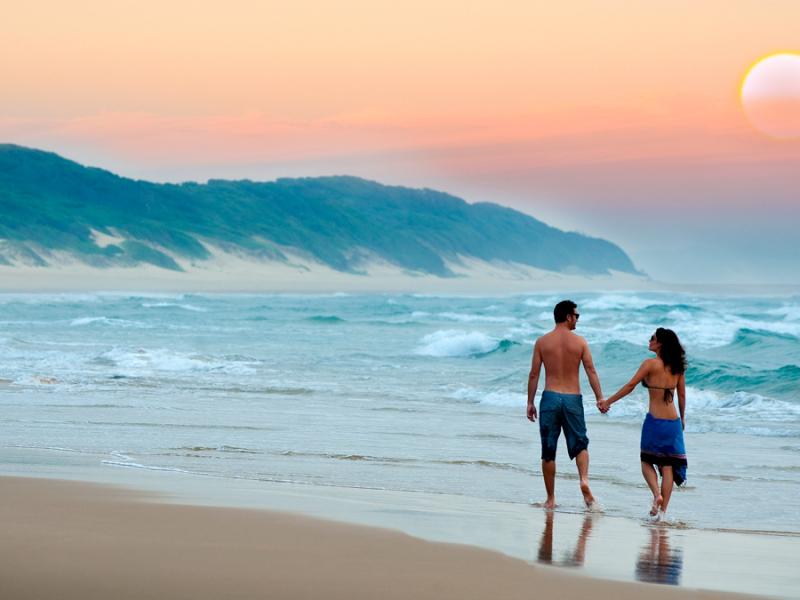 mozambique-white-pearl-strand wandelen