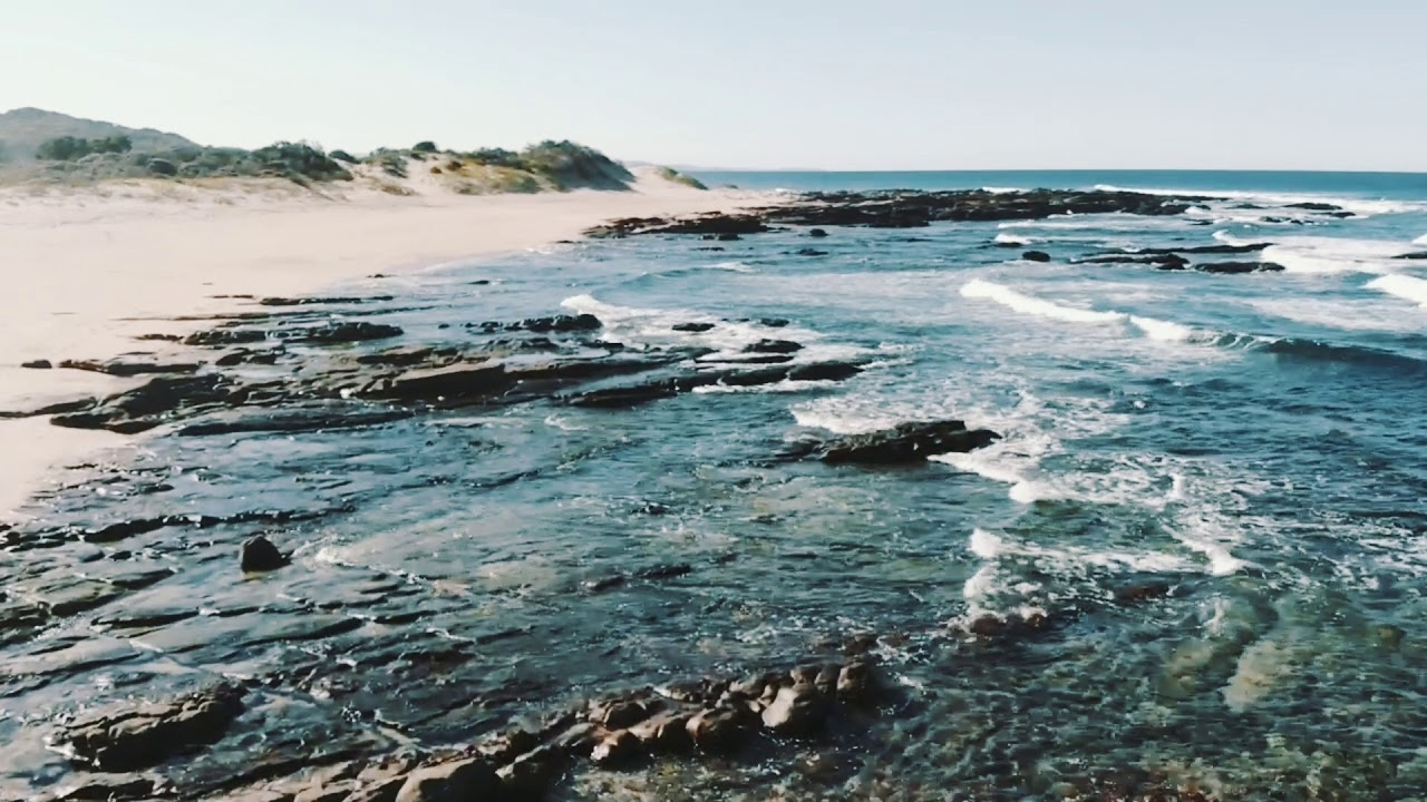 onrus-strand-zuid-afrika
