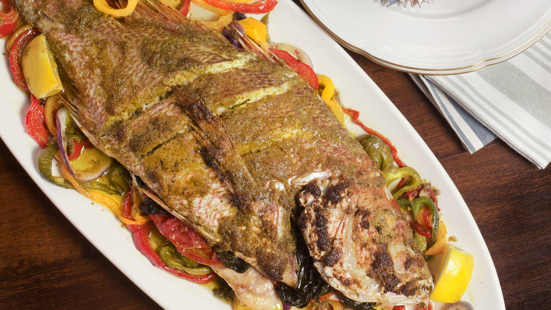 seychellen-creool-keuken-whole-snapper-platter