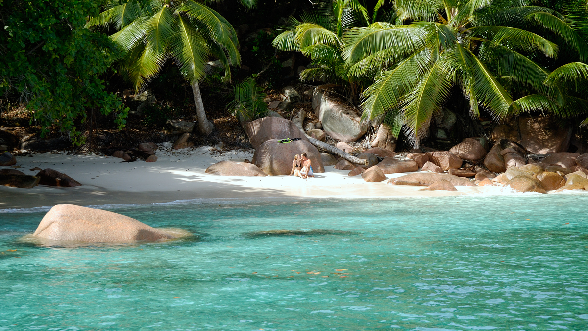 Seychellen tweede strandje anse lazio