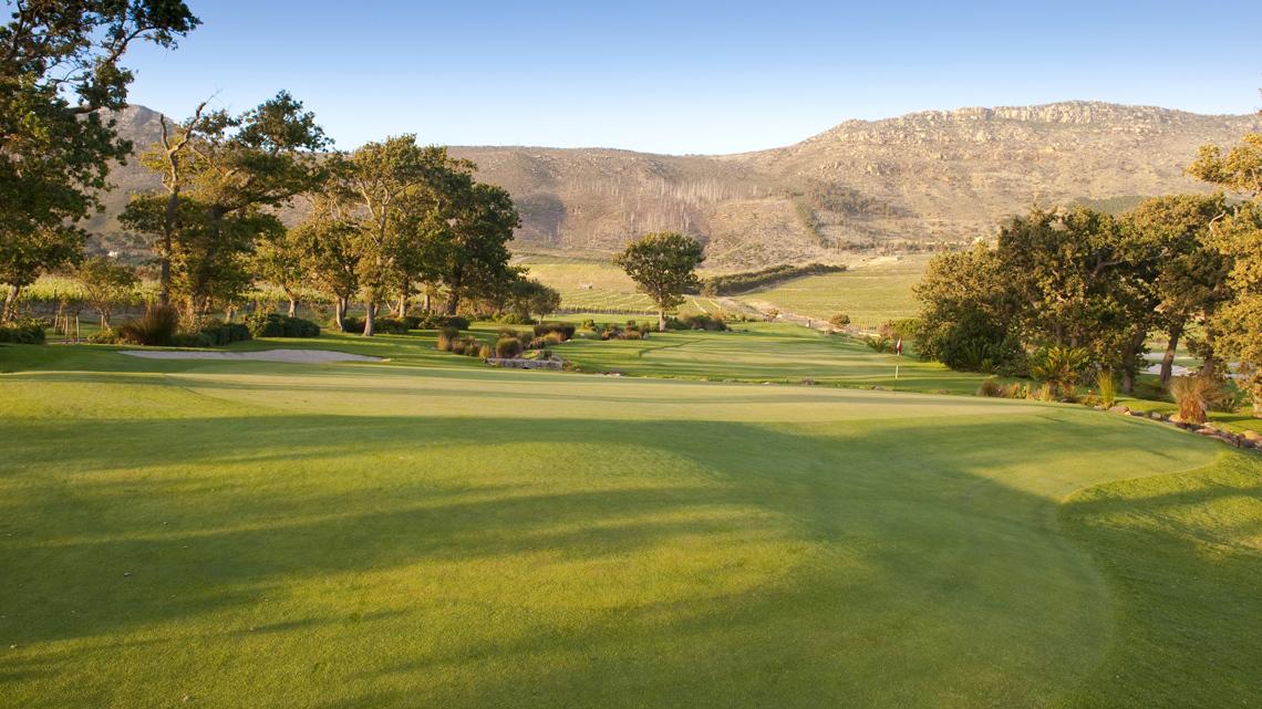 golfen in zuid afrika steenberg hotel golf wine estate kaapstad