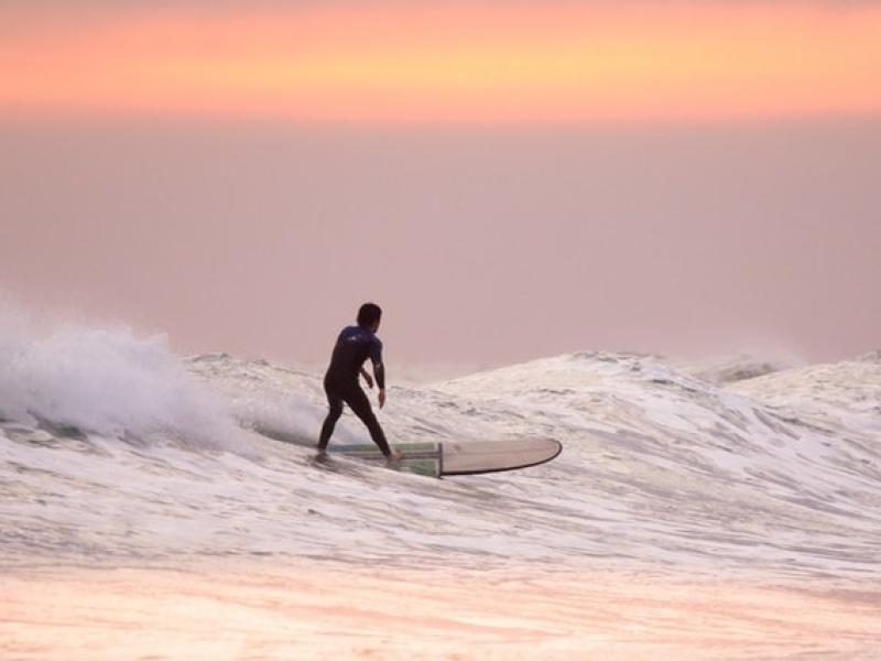 surfen zuid afrika