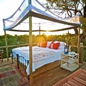 Wellness, yoga, body & mind, massages, sauna tijdens safari in Zuidelijk Adfrika