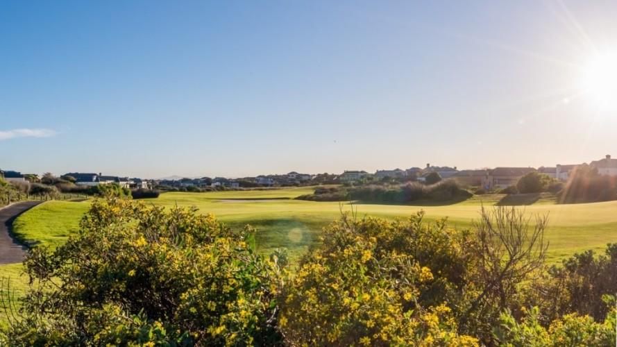 Atlantic Beach golfbaan Kaapstad