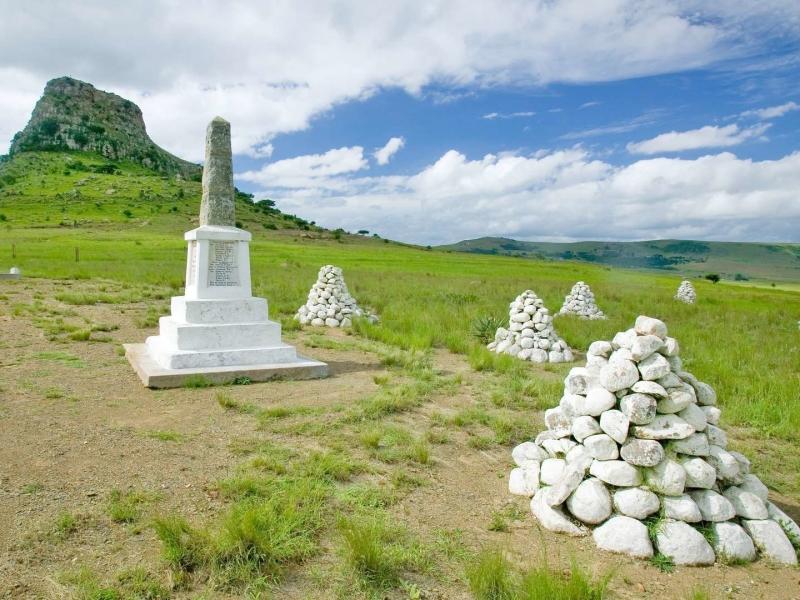 Battlefields Route Zuid-Afrika