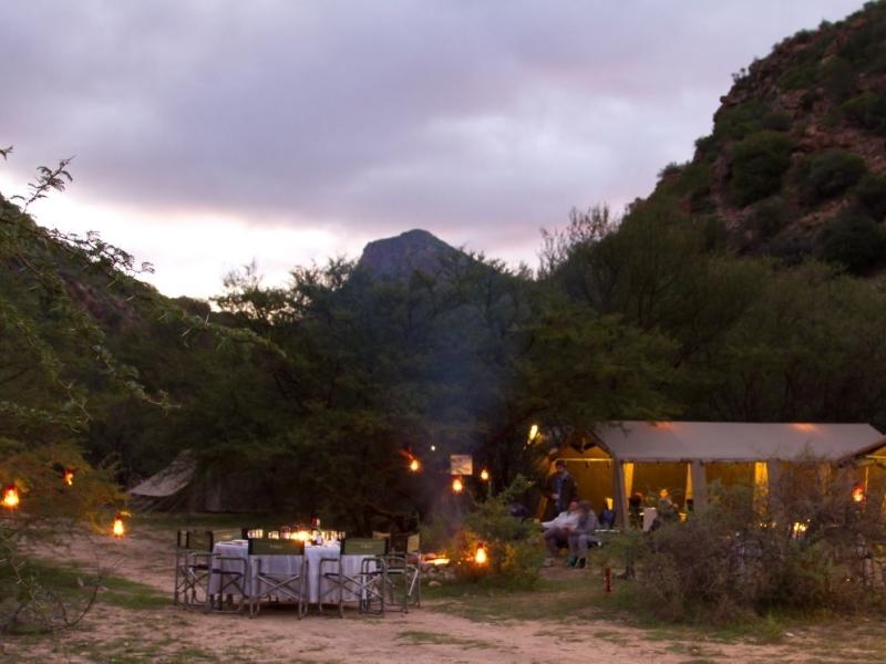 Baviaanskloof Oost Kaap Zuid-Afrika accommodatie