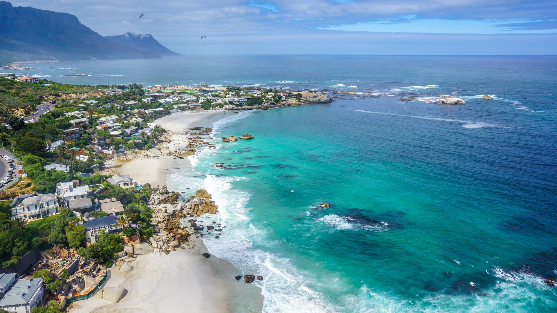 Clifton Beaches - De stranden van Kaapstad