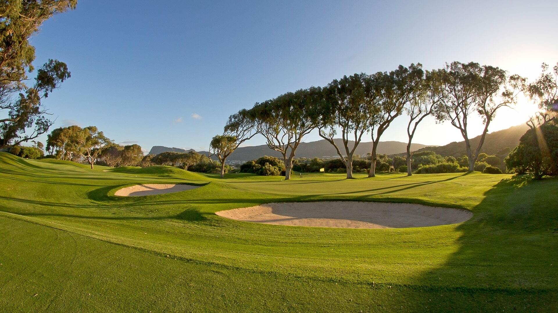 Clovelly Country Club Golf Kaapstad