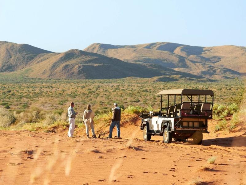 De Hoop Nature Reserve Zuid-Afrika Game Drive
