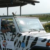 iSimangaliso Wetland Park Zdui-Afrika Safari Game Drives