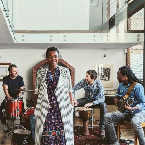 Muziek Zuid-Afrika - Freshlyground