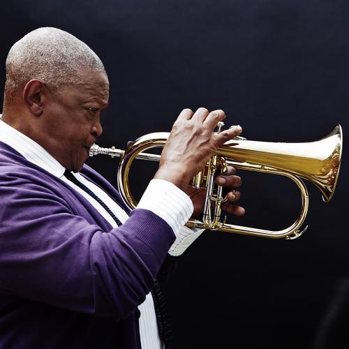 Muziek Zuid-Afrika - Hugh Masekela