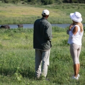 Wandel safari Zuidelijk Afrika