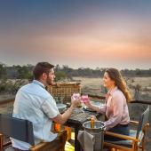 Wining & Dining tijdens safari in Zuidelijk Afrika