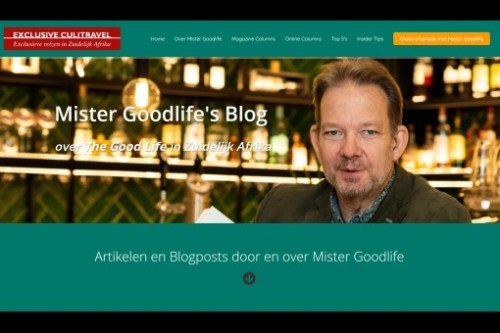 Mister Goodlife's Blog