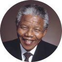 Nelson Mandela Zuid-Afrika