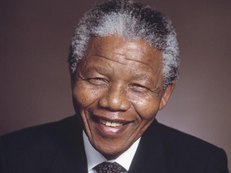 Informatie over Nelson Mandela