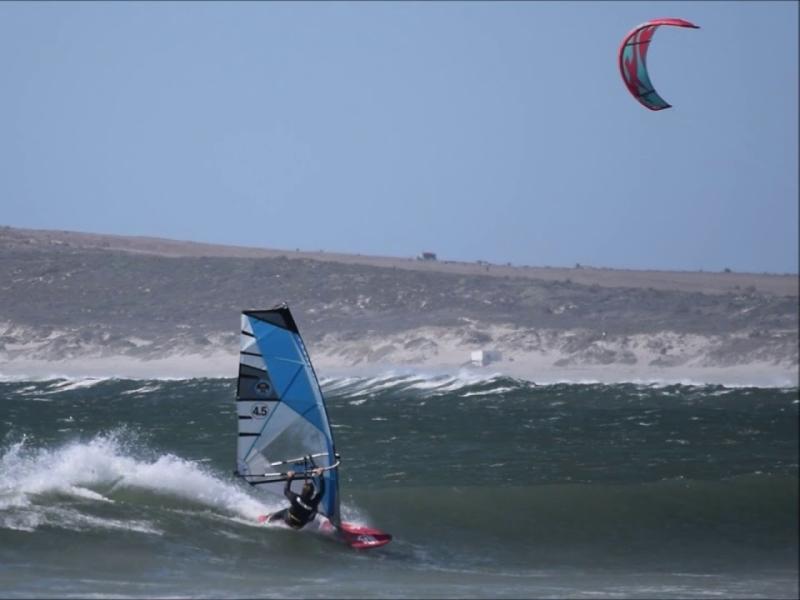 Paternoster West Coast Zuid-Afrika Surfing & Kite Surfing