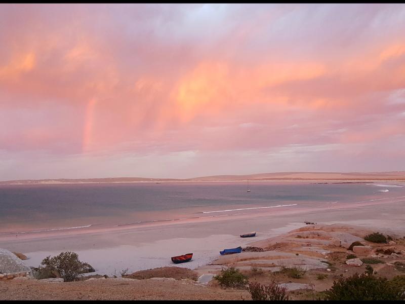 Paternoster West Coast Zuid-Afrika beach  strand_2