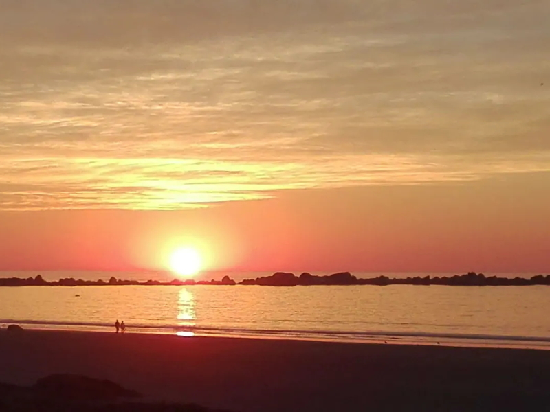 Paternoster West Coast Zuid-Afrika Sunset