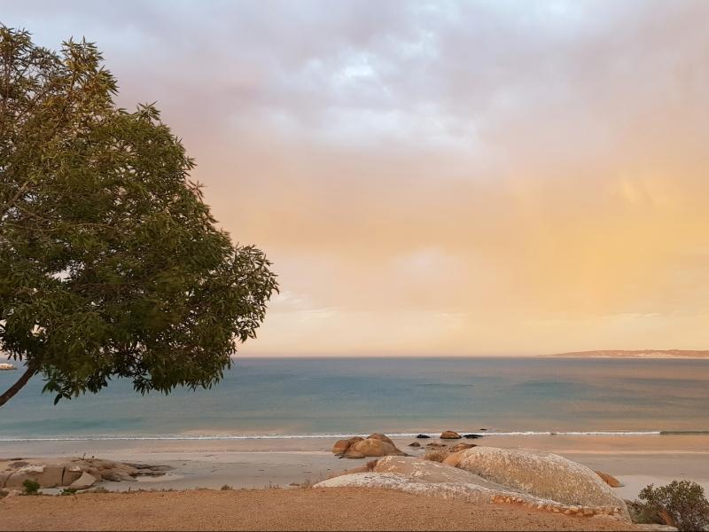 Paternoster West Coast Zuid-Afrika beach  strand