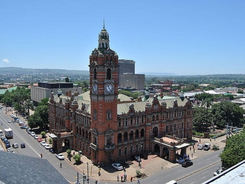 pietermaritzburg-city-hall-zuid-afrika