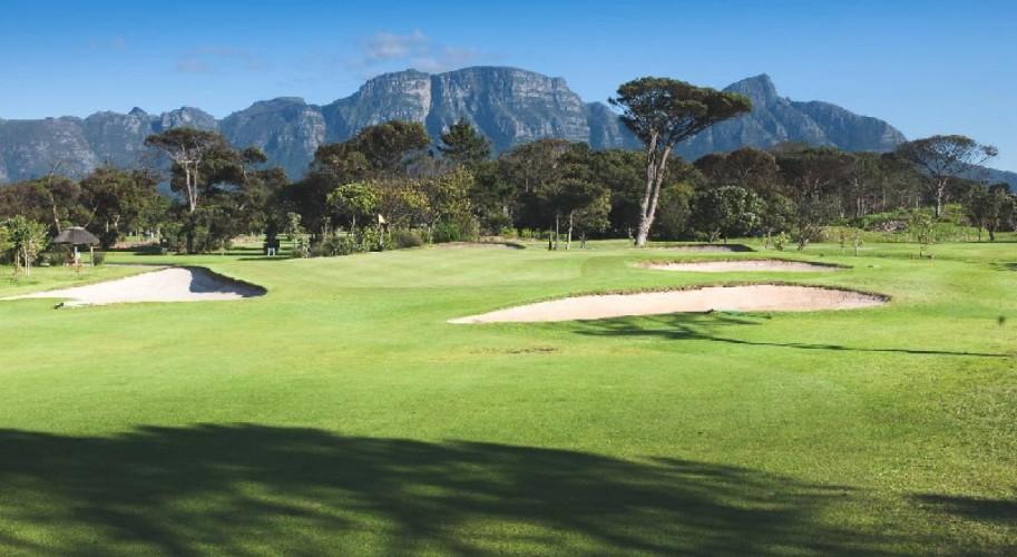 Royal Cape golfbaan Kaapstad
