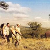 Walking Safari in Zuidelijk Afrika